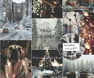 chocolate, christmas, and december image