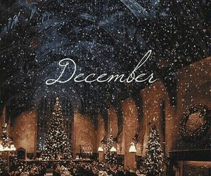december, welcome december, and magic image