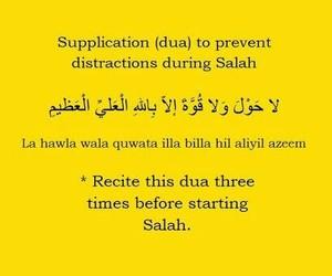 prayer, namaz, and dhikr image