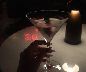 drink, dark, and aesthetic image