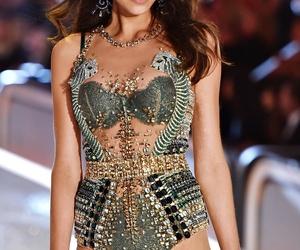 Victoria's Secret, georgia fowler, and model image