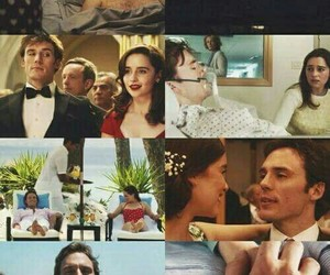 beautiful, sam claflin, and me before you image