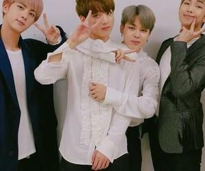jin, kpop, and jungkook image