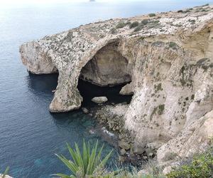 lagoon, malta, and travel image
