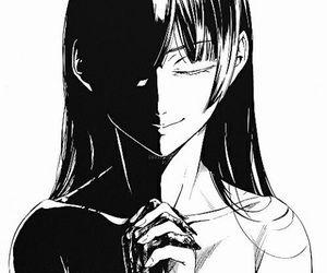 manga, tasogare otome x amnesia, and kanoe yuuko image