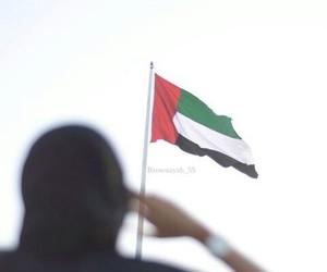 country, Dubai, and flag image
