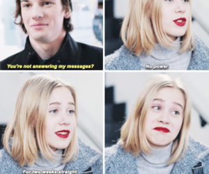 beautiful, skam, and tv show image