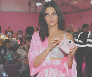 kendall jenner and Victoria's Secret image