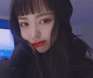 girl, korea, and koreagirl image