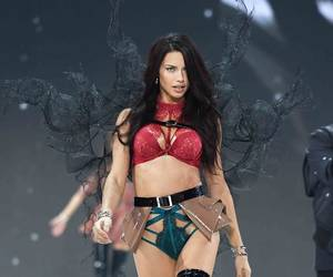 Adriana Lima, model, and angel image