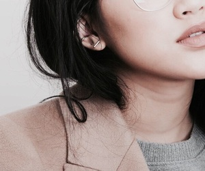 glasses, aesthetic, and style image