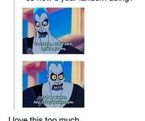 fandom, funny, and tumblr image