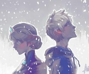 jelsa, elsa, and frozen image