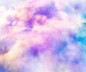 clouds, background, and pink image