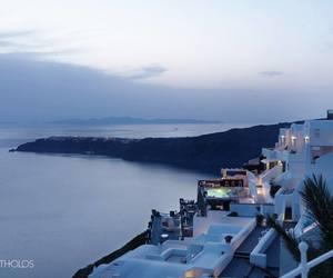 Greece, santorini, and luxury image