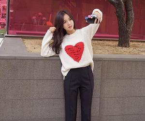 fashion, kim shin yeong, and ulzzang image