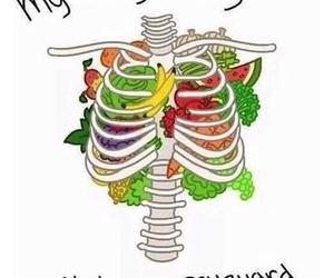 vegan, veggie, and veganism image