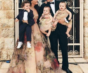 family and fashion image