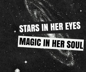 stars, magic, and soul image