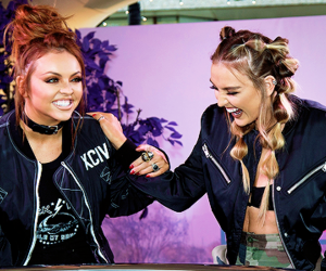 glory days, jesy nelson, and perrie edwards image