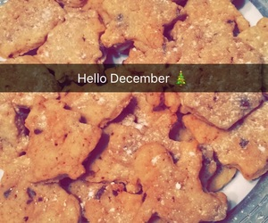advent, cockies, and december image