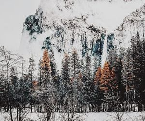 mountains, nature, and place image