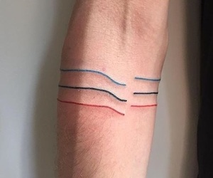 arm, lines, and skin image