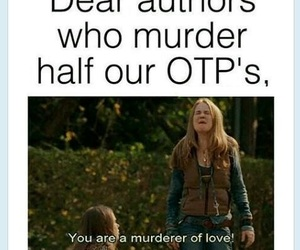 authors, murder, and otp image