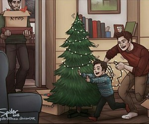 sterek and teen wolf image