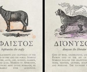 dionysus, mythology, and gods image