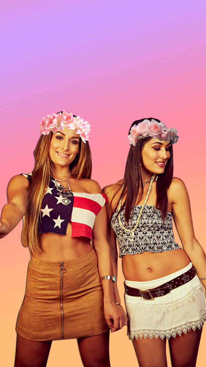 Image About Wallpapers In The Bella Twins By Valentina
