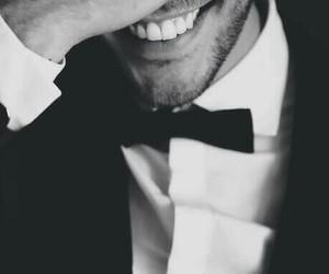 smile, boy, and man image