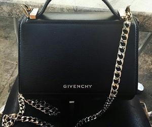 bag, Givenchy, and black image