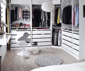 accessories, bedroom, and closet image