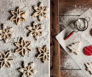 baking, christmas, and holidays image