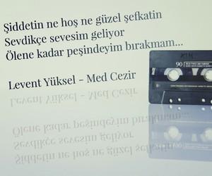 müzik, med cezir, and sarki image