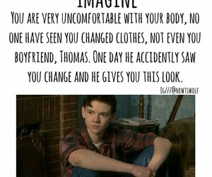 36 images about Thomas on We Heart It | See more about newt