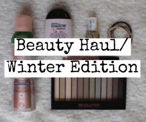 beauty, haul, and bblogger image