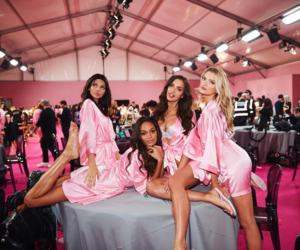 model, kendall jenner, and Victoria's Secret image