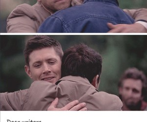 awesome, dean winchester, and family image