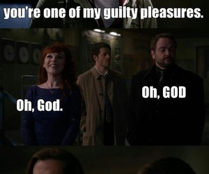 awesome, funny, and sam winchester image