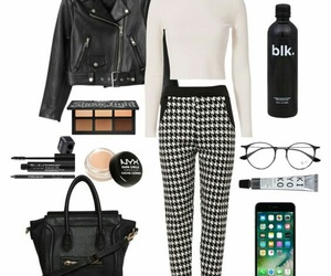 celine, fashion, and outfit image