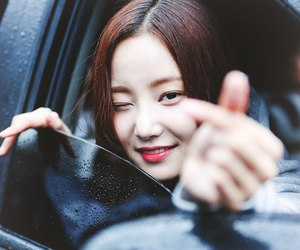 cute, yeonwoo, and momoland image