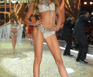 Victoria's Secret, romee strijd, and angel image