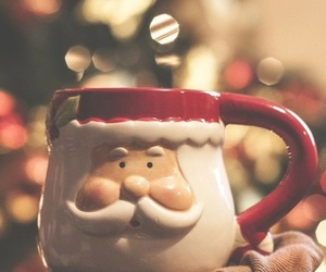 christmas, cup, and winter image