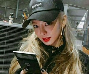 hyoyeon, snsd, and girls generation image