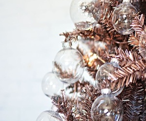 background, christmas tree, and wallpaper image