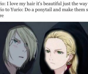 russia, yoi, and yuri plisetsky image