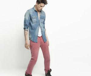Ash Stymest, guy, and cute image