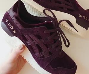 asics, fashion, and shoes image